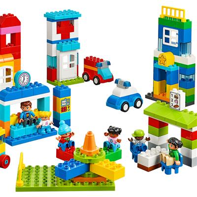 LEGO DUPLO My XL World, 480 Pieces