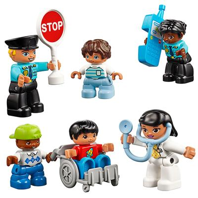 LEGO DUPLO People, 44 Pieces