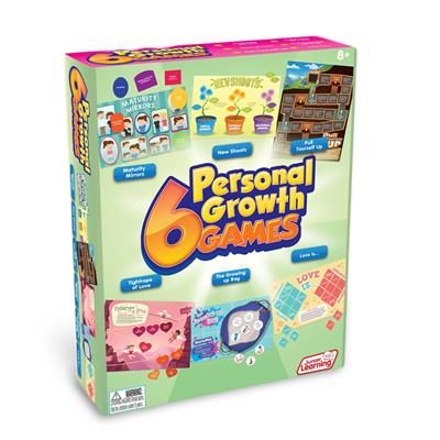 Personal Growth Games, Set of 6