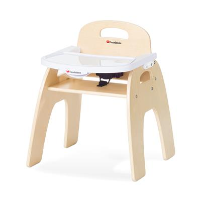 "Easy Serve Feeding Chair, 13"" Seat Heightv, Birch"