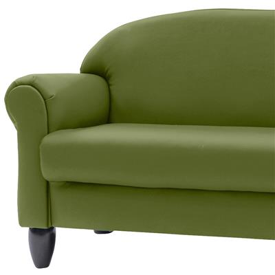 As We Grow Upholstered Couch, Infant-Preschool, Sage