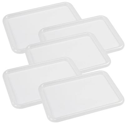 Cubby Bin Cover, Small, Set of 5