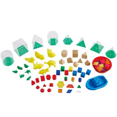 Float or Sink Fun, 78 Pieces
