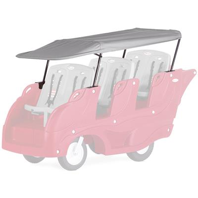 Gaggle Parade Canopy Roof, 6-Passenger