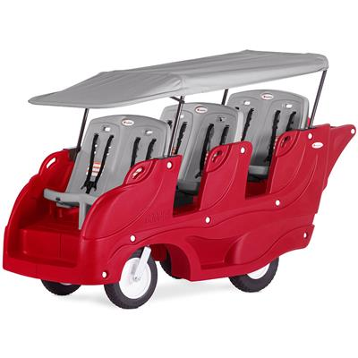 Gaggle Parade with Softstop Break, 6-Passenger