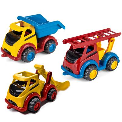 Mighty Trucks, Set of 3