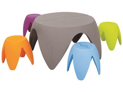 Tulipe Lounge Kit, Multi-Coloured