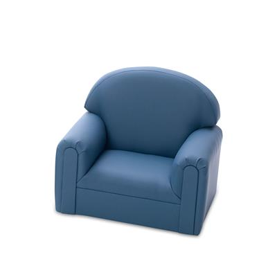 Enviro Upholstered Chair, Infant/Toddler, Blue