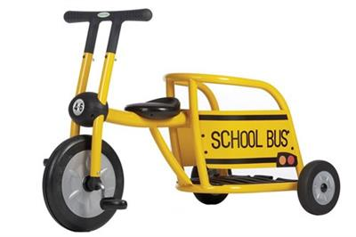 Pilot 300 Tricycle, Bus