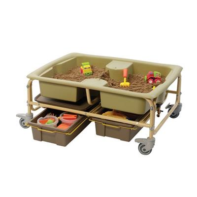 Sand and Water Mobile Sensory Centre