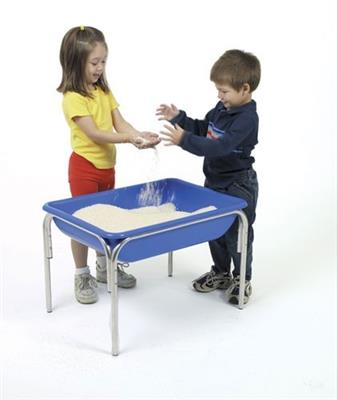 "Small Economy Sand and Water Table with Lid, 18"" High"