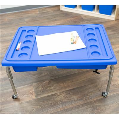 "Neptune Activity Table and Lid Set, 18"" High"