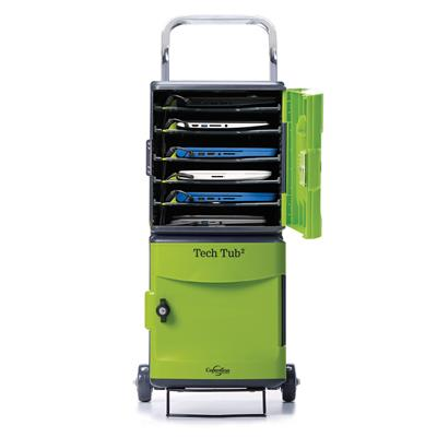 Tech Tub2 Trolley, 10 Devices