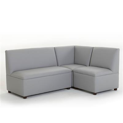 Modern Casual Furniture Set, Grey