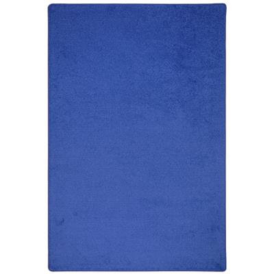 Endurance Rug, 6' x 9', Rectangle, Royal Blue
