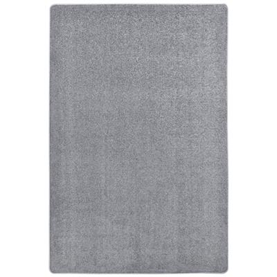 Endurance Rug, 6' x 9', Rectangle, Silver