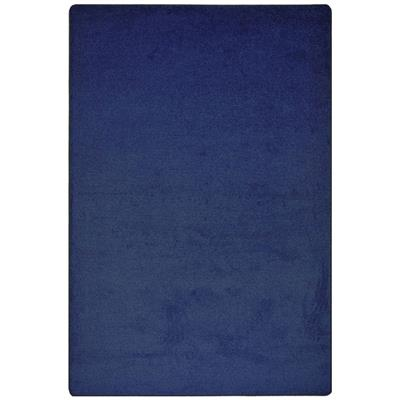 "Endurance Rug, 7'6"" x 12', Rectangle, Midnight Blue"