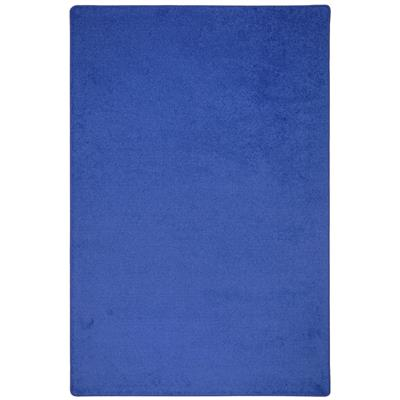 "Endurance Rug, 7'6"" x 12', Rectangle, Royal Blue"