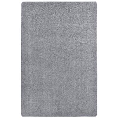 "Endurance Rug, 7'6"" x 12', Rectangle, Silver"
