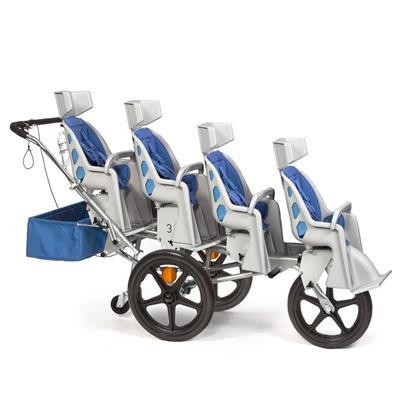 Runabout, 4 Seater, Blue