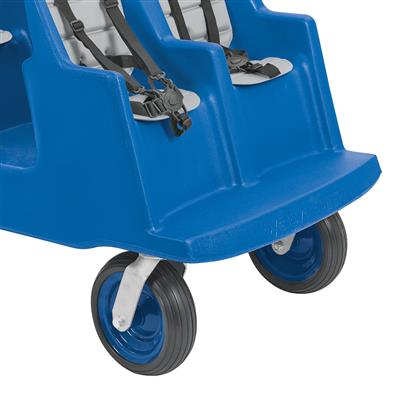 Bye-Bye Buggy, 6 Seater, Blue